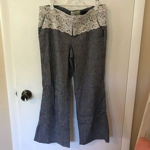 Anthropologie Dress Pants